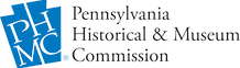 Pennsylvania Historical & Museum Commission logo