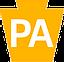 Visit PA logo